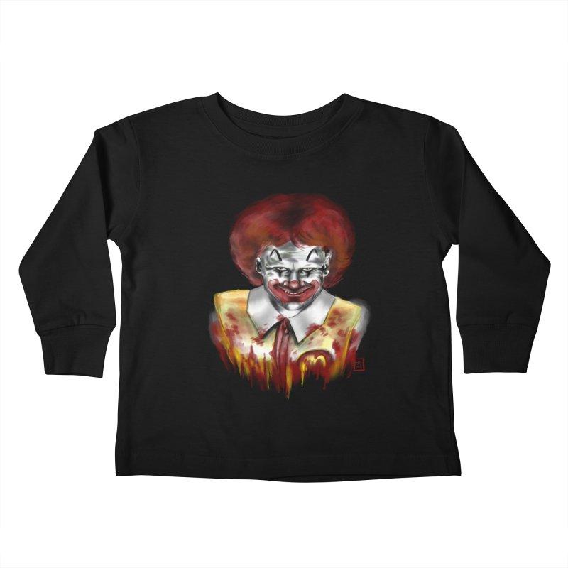 Loving It! Kids Toddler Longsleeve T-Shirt by jeffcarpenter's Artist Shop