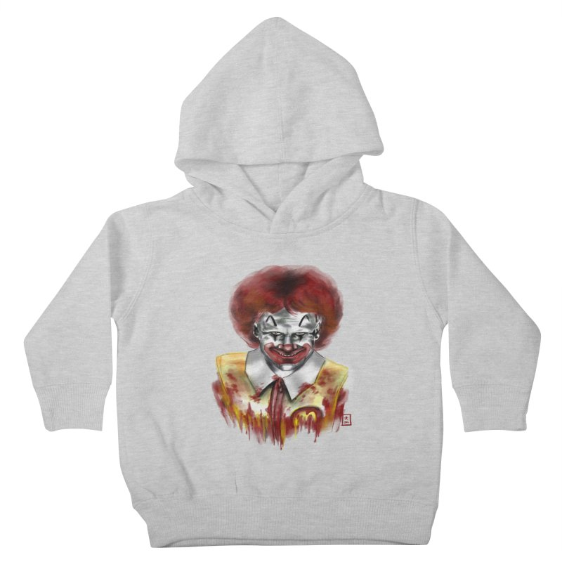 Loving It! Kids Toddler Pullover Hoody by jeffcarpenter's Artist Shop