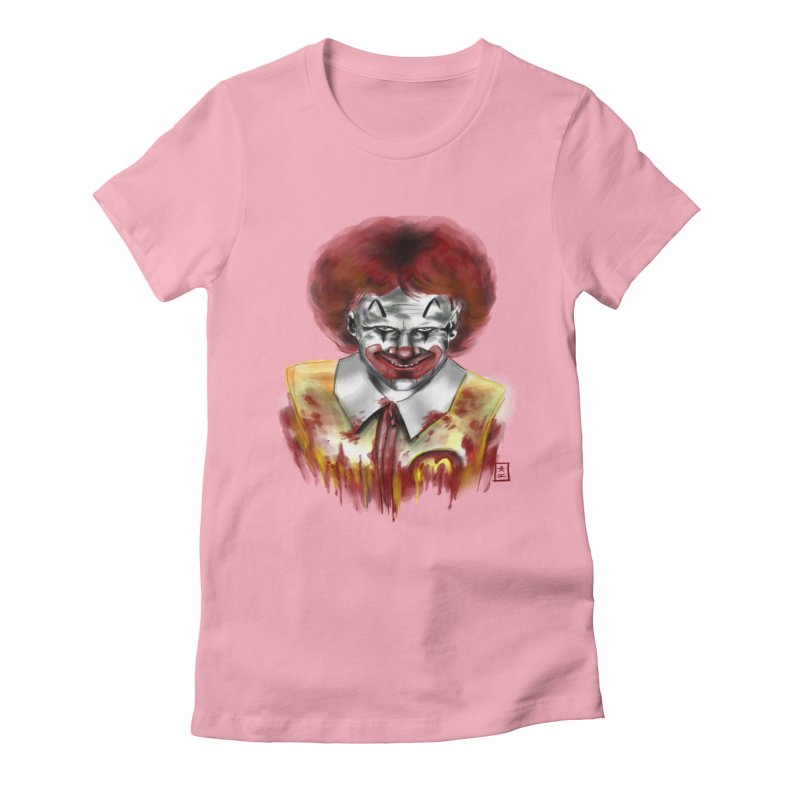 Loving It! Women's Fitted T-Shirt by jeffcarpenter's Artist Shop