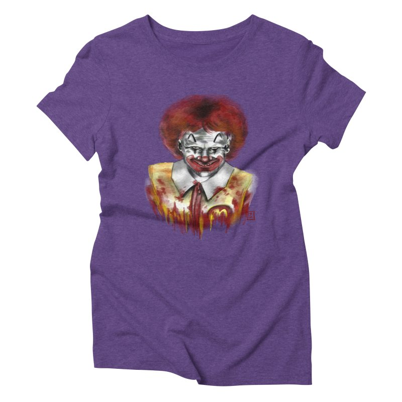 Loving It! Women's Triblend T-shirt by jeffcarpenter's Artist Shop