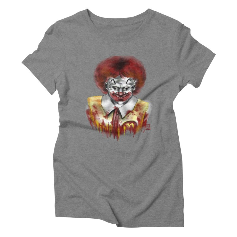 Loving It! Women's Triblend T-Shirt by jeffcarpenter's Artist Shop