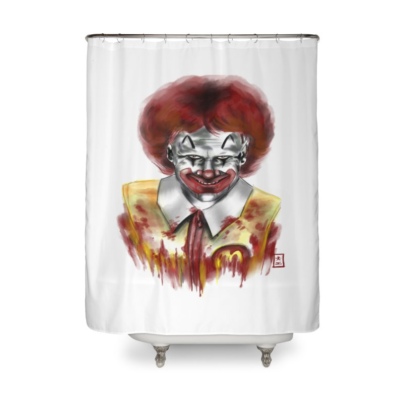 Loving It! Home Shower Curtain by jeffcarpenter's Artist Shop