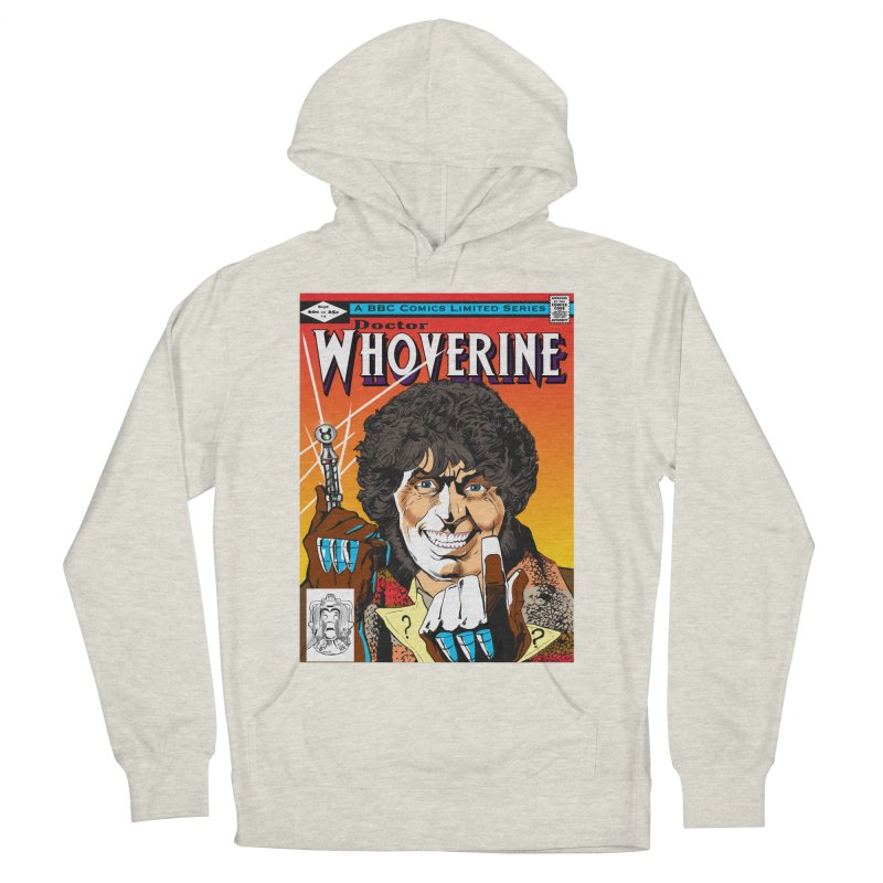 Doctor Whoverine Women's Pullover Hoody by jeffcarpenter's Artist Shop