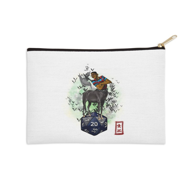 Did I Roll That? Accessories Zip Pouch by jeffcarpenter's Artist Shop