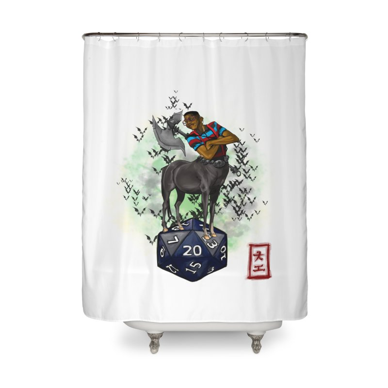 Did I Roll That? Home Shower Curtain by jeffcarpenter's Artist Shop