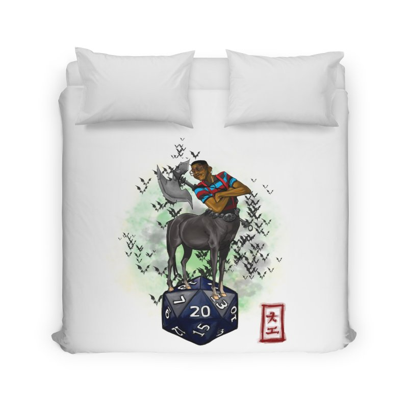 Did I Roll That? Home Duvet by jeffcarpenter's Artist Shop