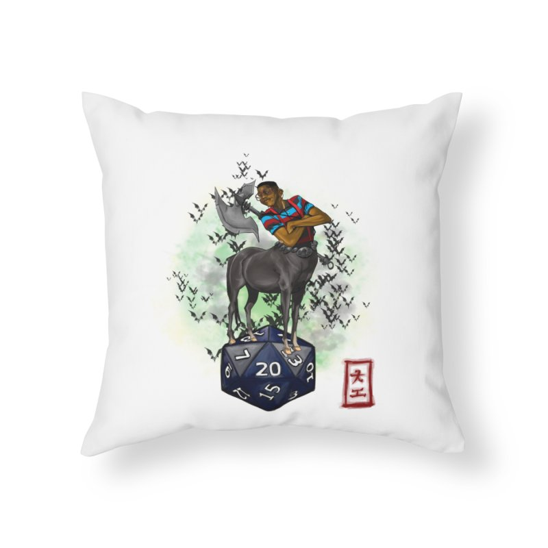 Did I Roll That? Home Throw Pillow by jeffcarpenter's Artist Shop