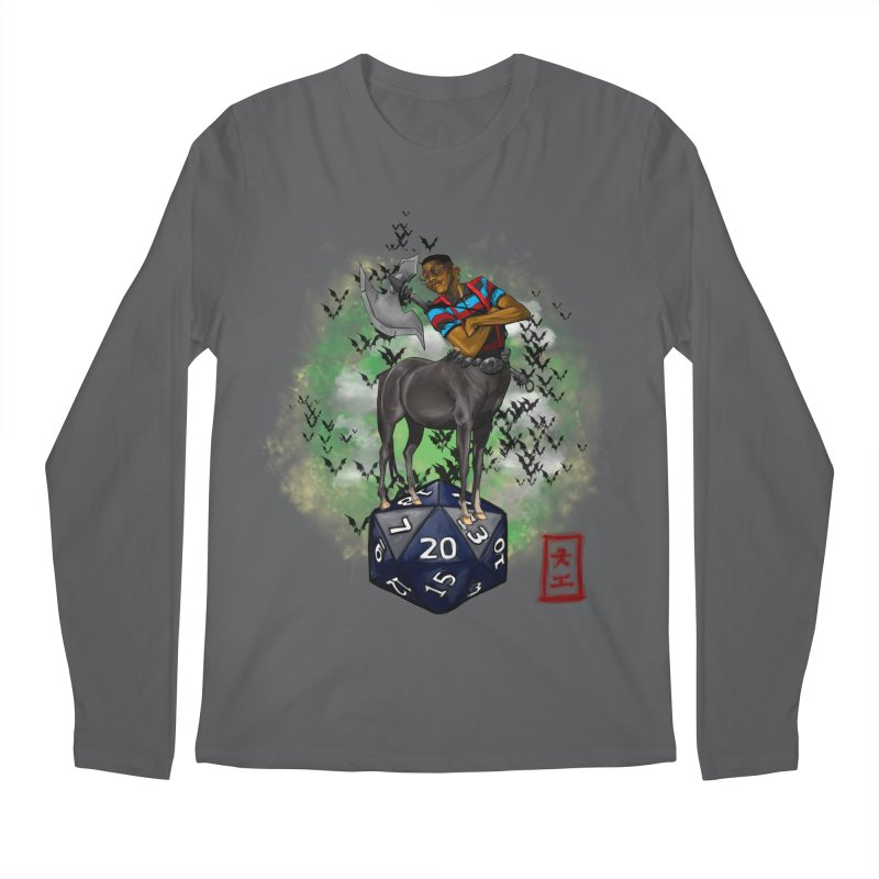 Did I Roll That? Men's Longsleeve T-Shirt by jeffcarpenter's Artist Shop