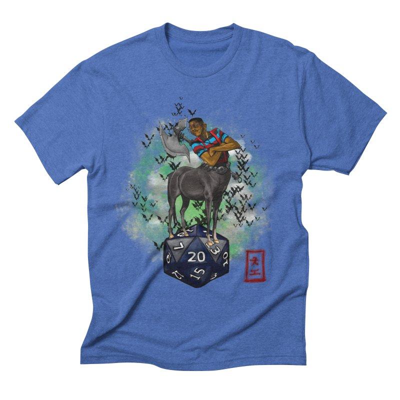 Did I Roll That? Men's Triblend T-shirt by jeffcarpenter's Artist Shop