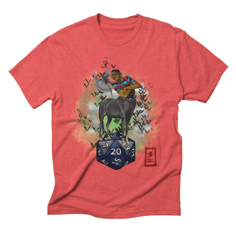 Did I Roll That? Men's Triblend T-Shirt by jeffcarpenter's Artist Shop
