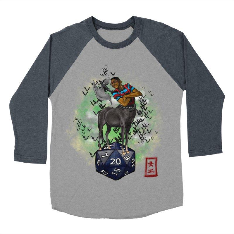 Did I Roll That? Men's Baseball Triblend T-Shirt by jeffcarpenter's Artist Shop