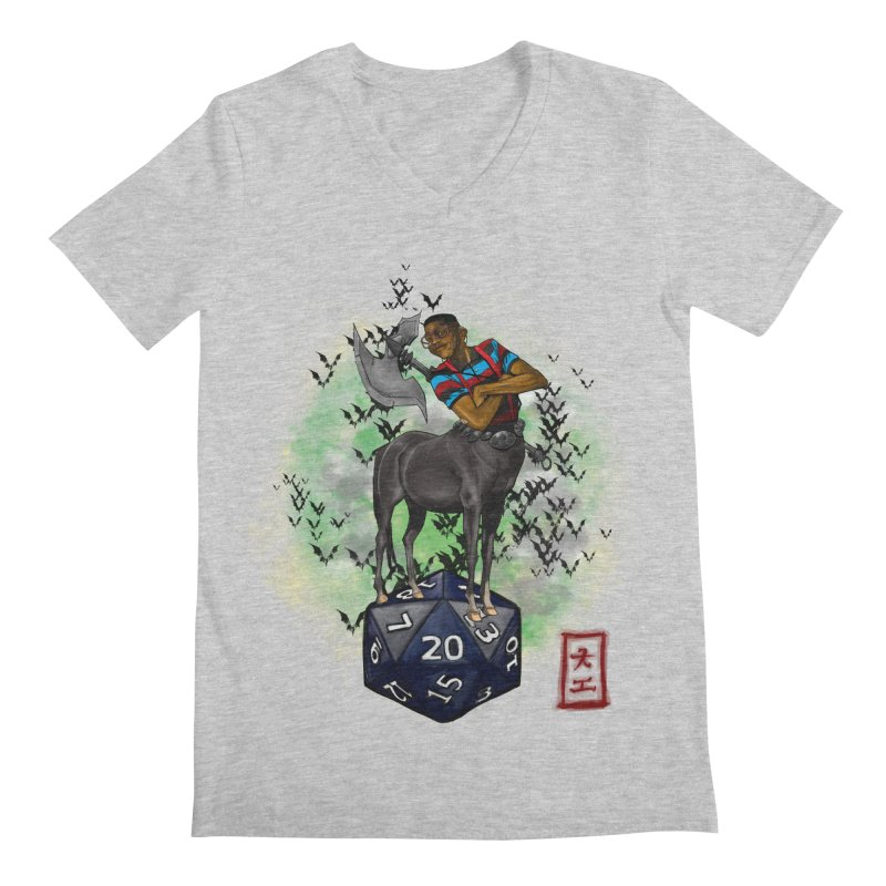Did I Roll That? Men's V-Neck by jeffcarpenter's Artist Shop
