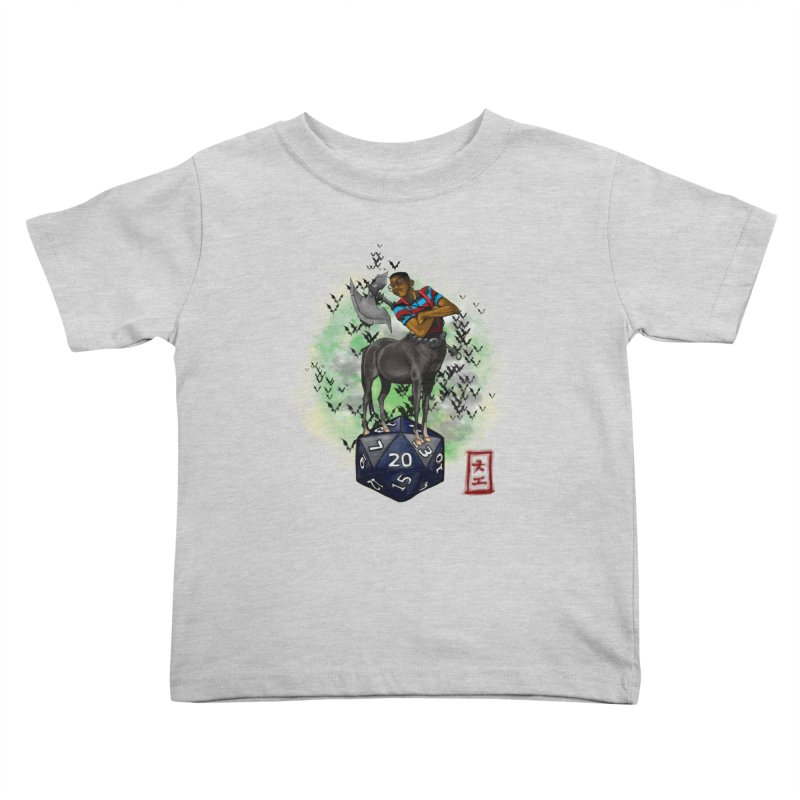 Did I Roll That? Kids Toddler T-Shirt by jeffcarpenter's Artist Shop
