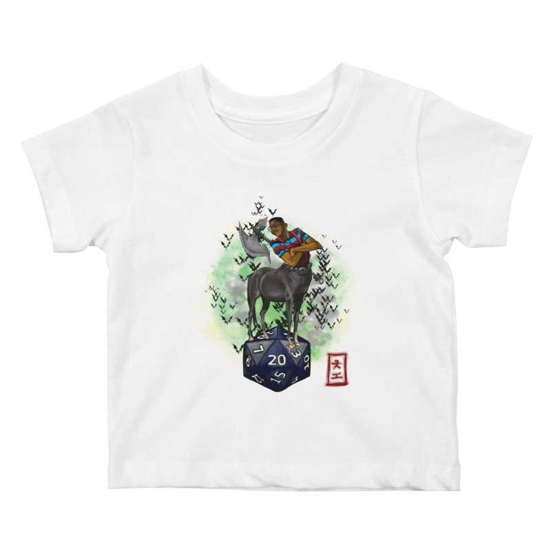 Did I Roll That? Kids Baby T-Shirt by jeffcarpenter's Artist Shop