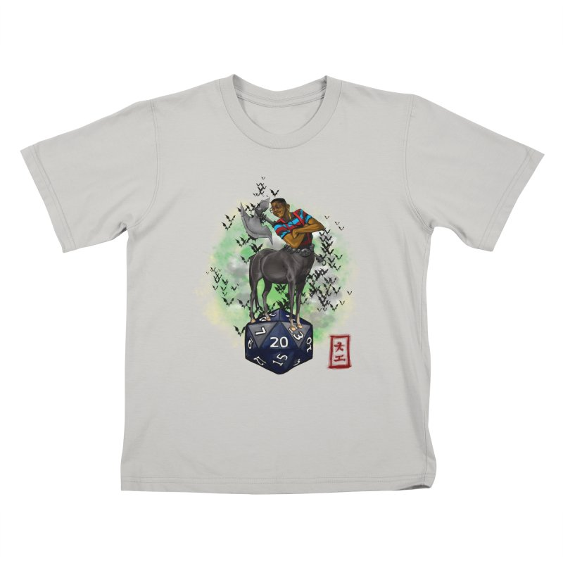 Did I Roll That? Kids T-shirt by jeffcarpenter's Artist Shop