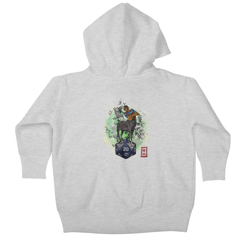 Did I Roll That? Kids Baby Zip-Up Hoody by jeffcarpenter's Artist Shop