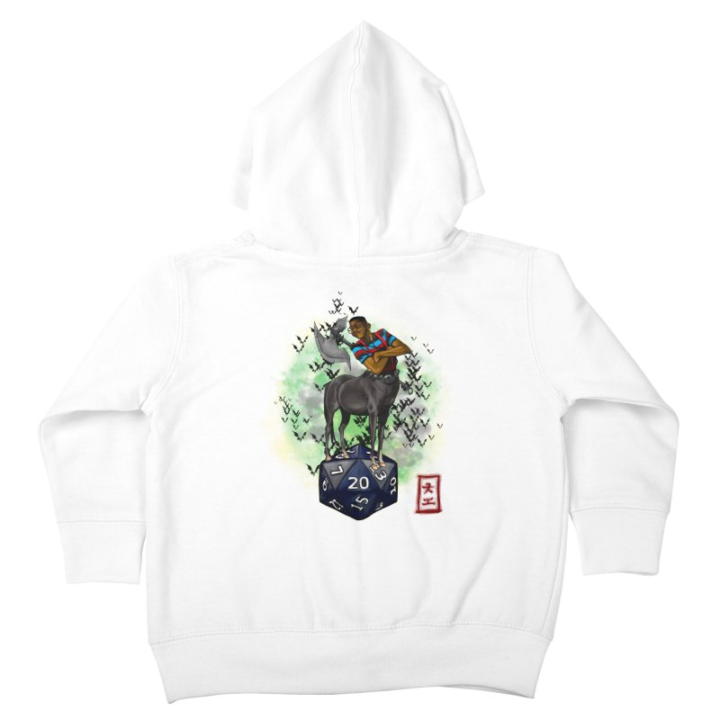 Did I Roll That? Kids Toddler Zip-Up Hoody by jeffcarpenter's Artist Shop