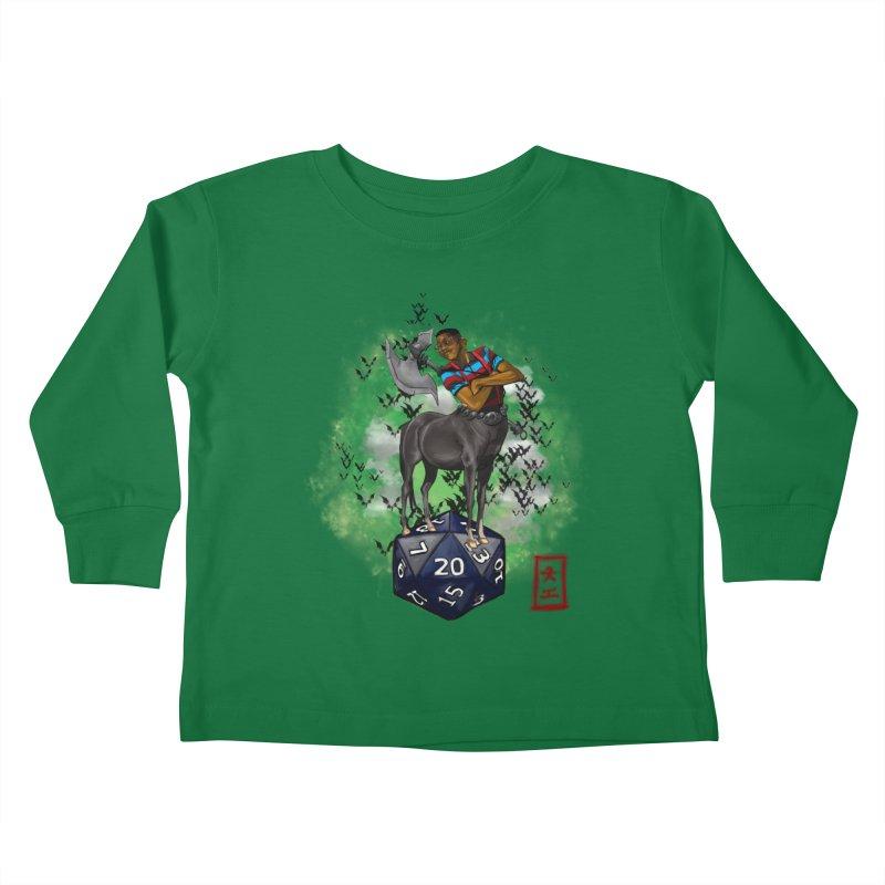 Did I Roll That? Kids Toddler Longsleeve T-Shirt by jeffcarpenter's Artist Shop