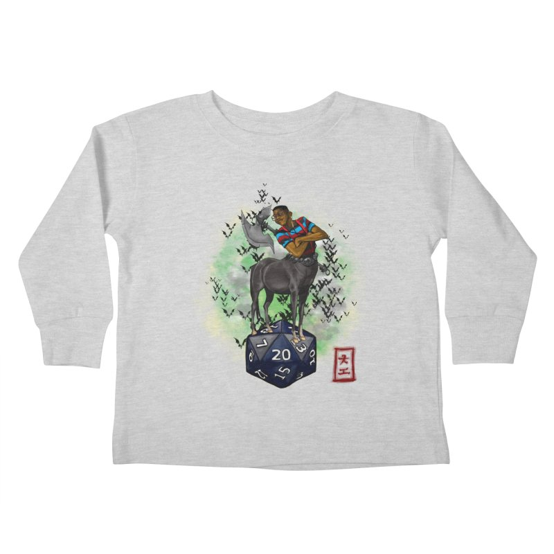 Did I Roll That? Kids Toddler Longsleeve T-Shirt by jeffcarpenter's Artist Shop