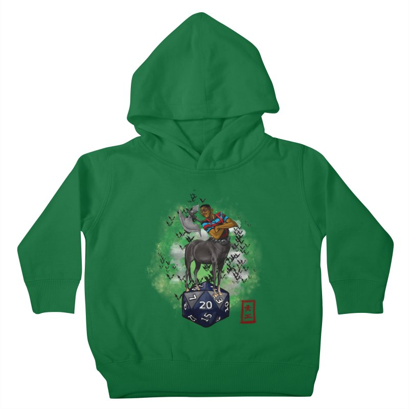 Did I Roll That? Kids Toddler Pullover Hoody by jeffcarpenter's Artist Shop
