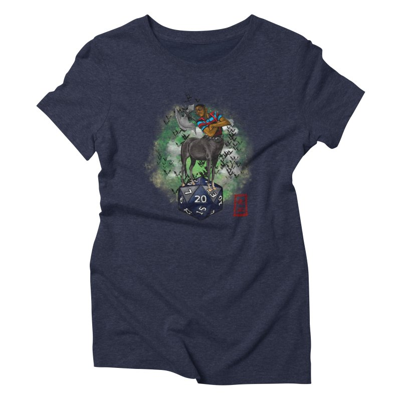 Did I Roll That? Women's Triblend T-Shirt by jeffcarpenter's Artist Shop