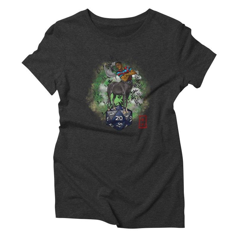 Did I Roll That? Women's Triblend T-Shirt by jeffcarpenter's Artist Shop
