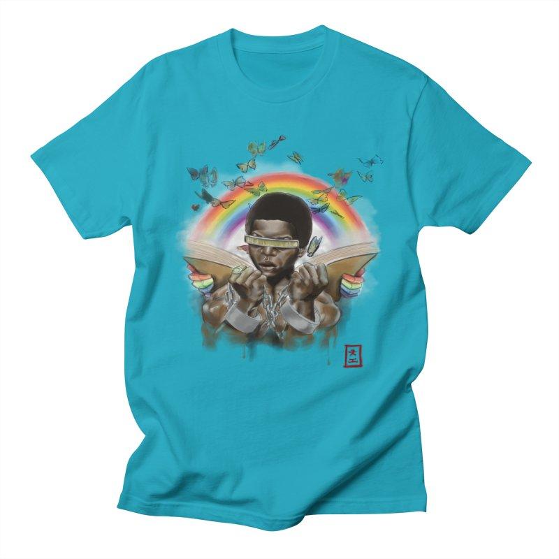 Butterfies In The Sky Men's T-Shirt by jeffcarpenter's Artist Shop