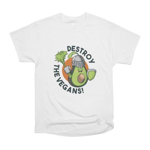 image for Destroy The Vegans!