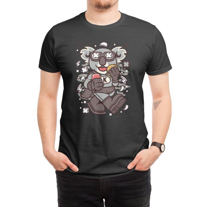Super Koala Men's T-Shirt by The Jeff Collection