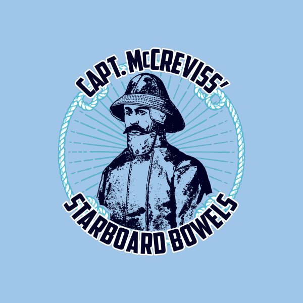 image for Captain McCreviss' Starboard Bowels