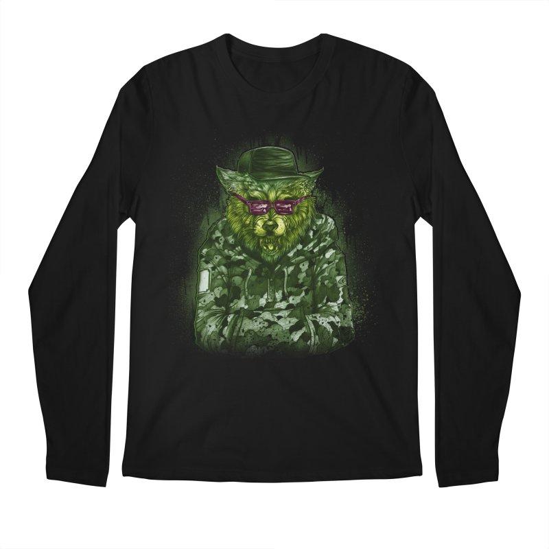 URBAm wild Men's Longsleeve T-Shirt by T.JEF