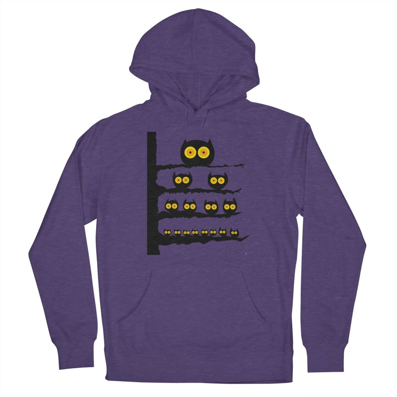 Night Owls Women's Pullover Hoody by jeffisawesome's Artist Shop