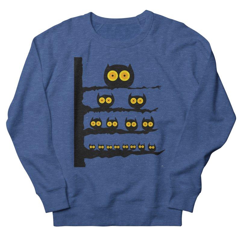 Night Owls Men's Sweatshirt by jeffisawesome's Artist Shop