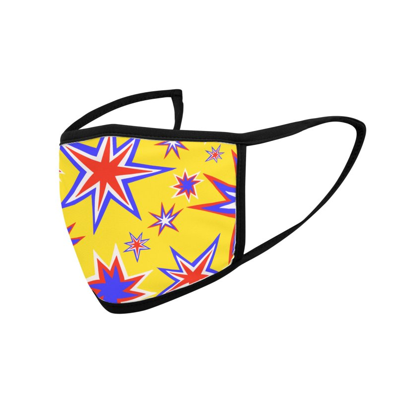 Have a Blast - Cartoon-Style Face Mask Accessories Face Mask by jeffisawesome's Artist Shop