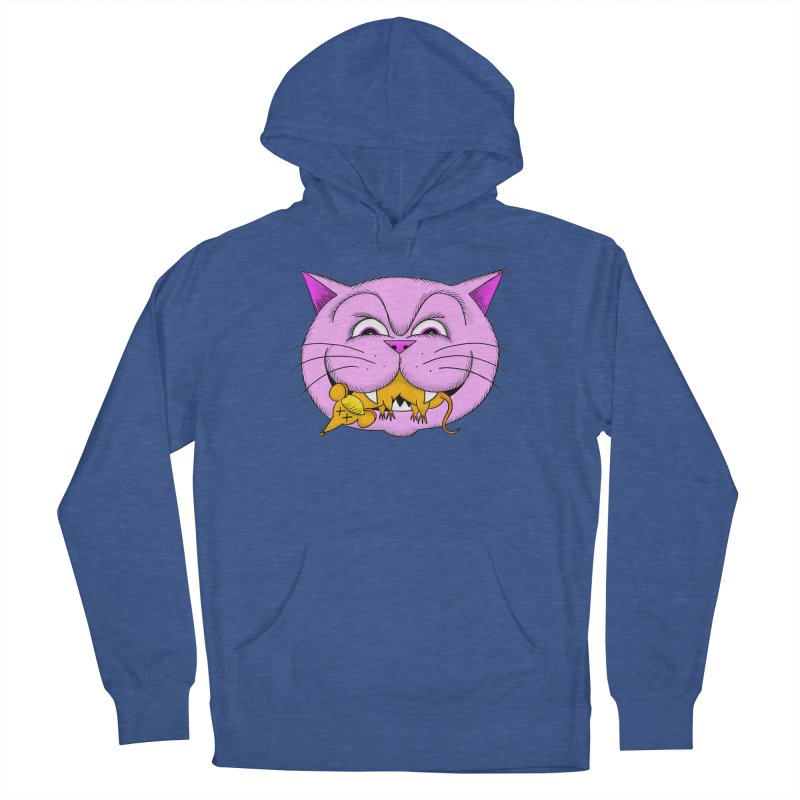 A Game of Pussy and Mouse Women's Pullover Hoody by jeffisawesome's Artist Shop