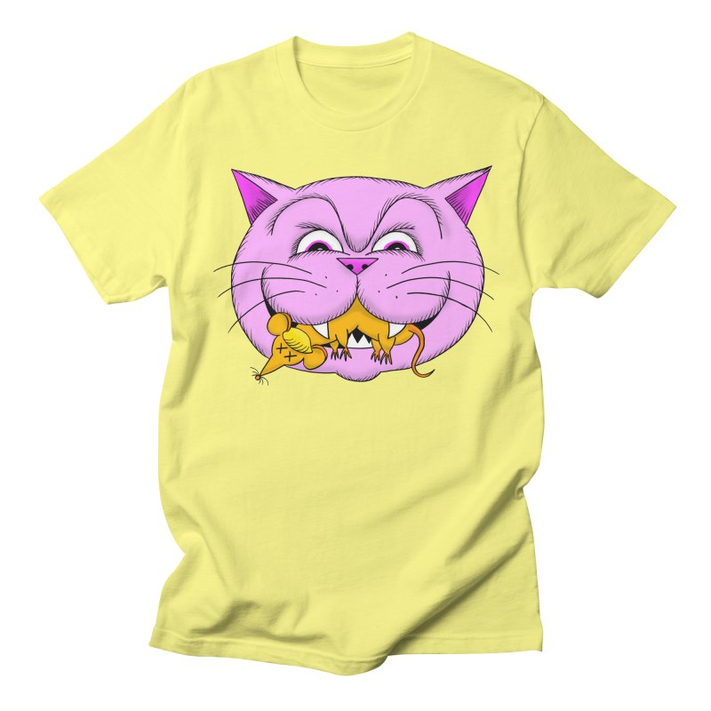A Game of Pussy and Mouse Men's T-Shirt by jeffisawesome's Artist Shop