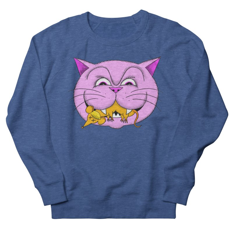 A Game of Pussy and Mouse Women's Sweatshirt by jeffisawesome's Artist Shop