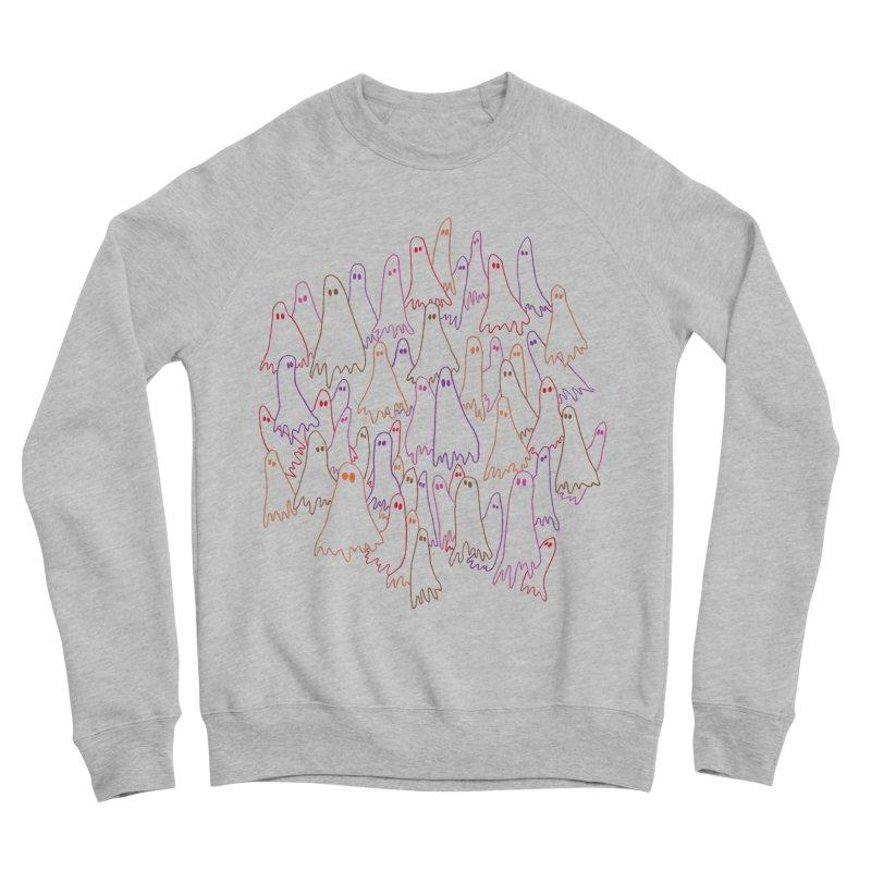 Ghost Medley - Light Men's Sweatshirt by jeffisawesome's Artist Shop