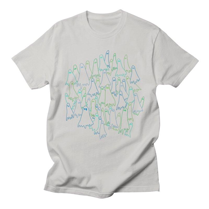 Ghost Medley - Dark Men's T-Shirt by jeffisawesome's Artist Shop