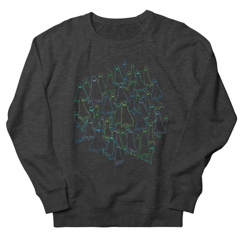 Ghost Medley - Dark Women's Sweatshirt by jeffisawesome's Artist Shop