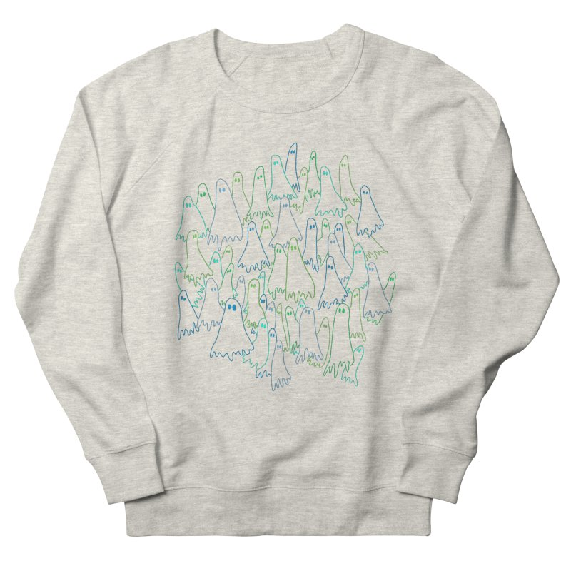 Ghost Medley - Dark Men's Sweatshirt by jeffisawesome's Artist Shop