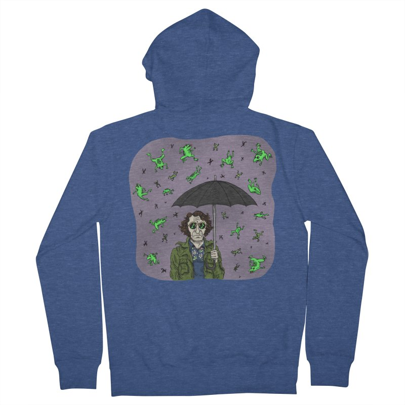 Homage to P.T. Anderson Women's Zip-Up Hoody by jeffisawesome's Artist Shop