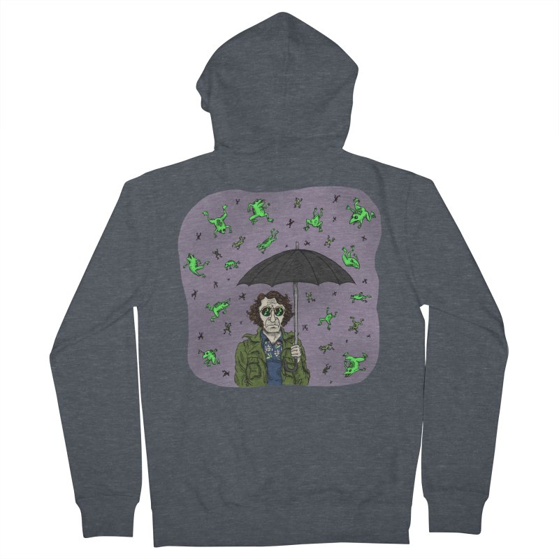 Homage to P.T. Anderson Women's French Terry Zip-Up Hoody by jeffisawesome's Artist Shop