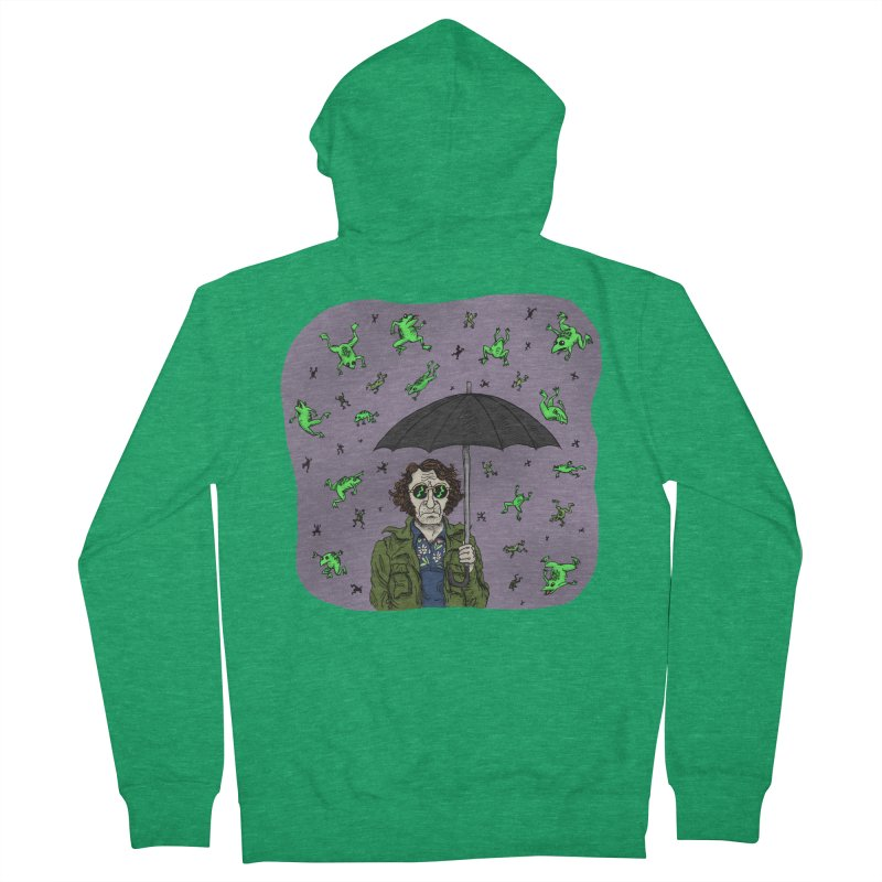 Homage to P.T. Anderson Men's Zip-Up Hoody by jeffisawesome's Artist Shop