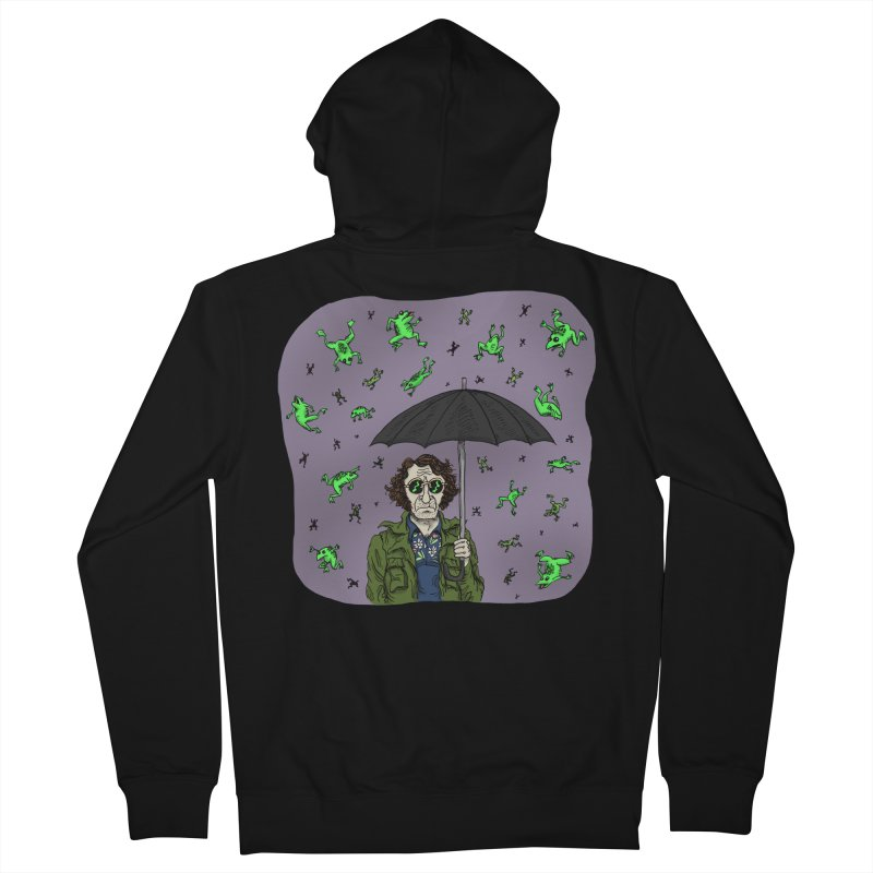 Homage to P.T. Anderson Men's French Terry Zip-Up Hoody by jeffisawesome's Artist Shop