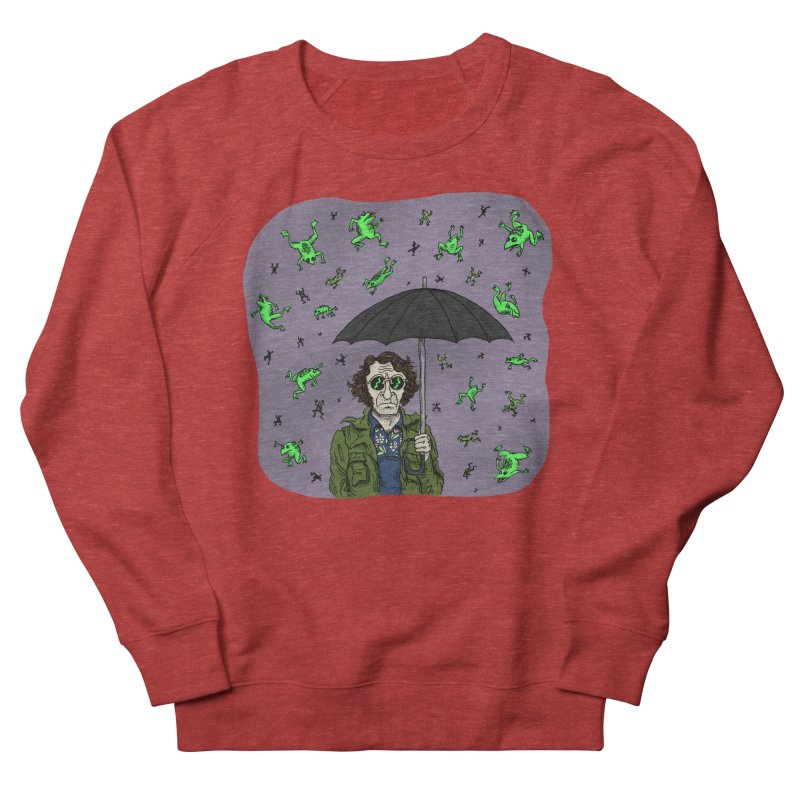Homage to P.T. Anderson Women's French Terry Sweatshirt by jeffisawesome's Artist Shop