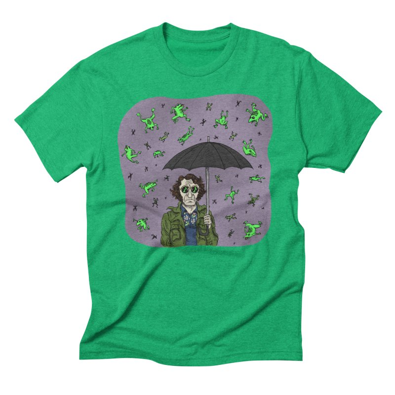 Homage to P.T. Anderson Men's Triblend T-Shirt by jeffisawesome's Artist Shop