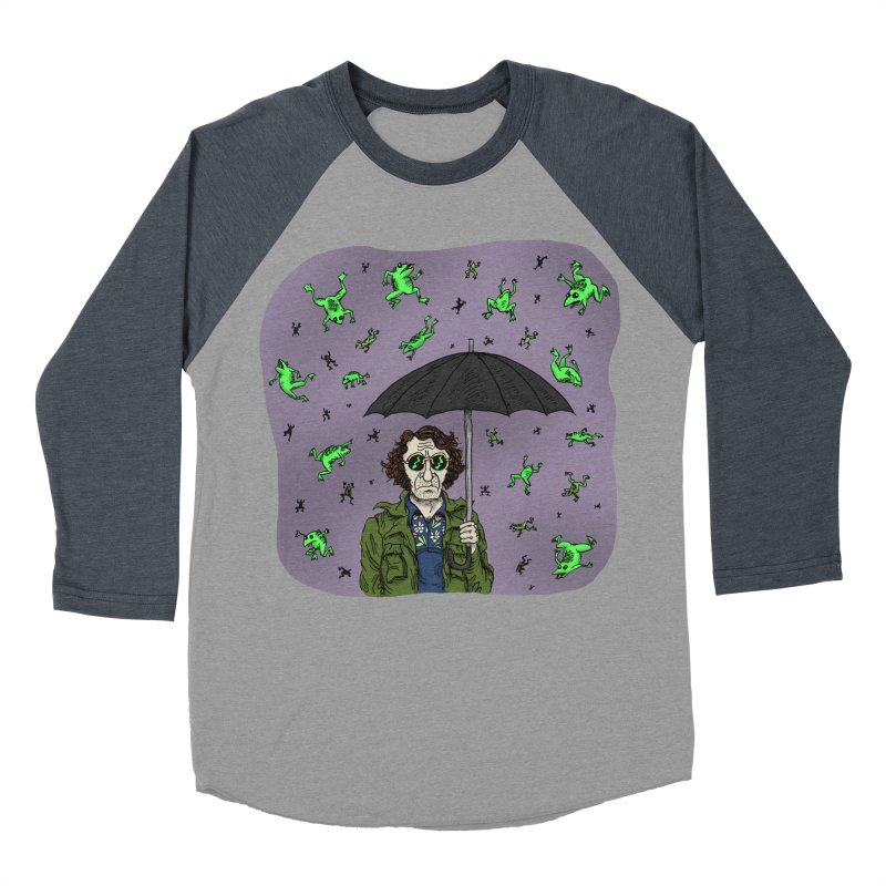 Homage to P.T. Anderson Women's Baseball Triblend Longsleeve T-Shirt by jeffisawesome's Artist Shop