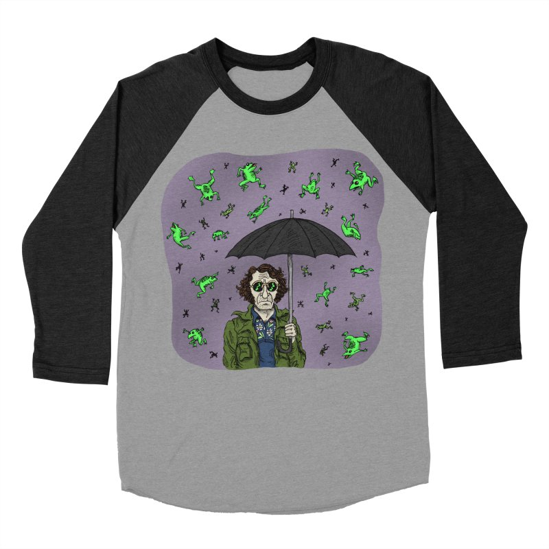 Homage to P.T. Anderson Men's Baseball Triblend Longsleeve T-Shirt by jeffisawesome's Artist Shop