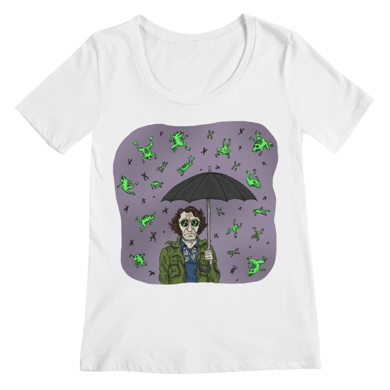 Homage to P.T. Anderson Women's Regular Scoop Neck by jeffisawesome's Artist Shop